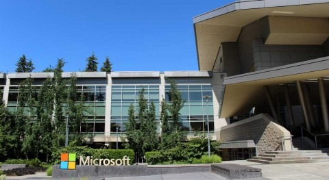 Microsoft to replenish more water than it consumes by 2030