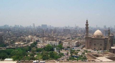 -Gabal -Asfar wastewater treatment plant is inaugurated in Cairo