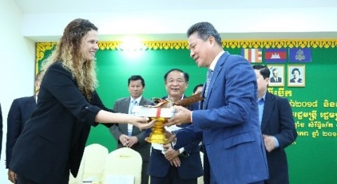Cambodia adopts wastewater system guideline developed with GGGI and GIZ