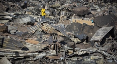 How cities can approach redesigning informal settlements after disasters