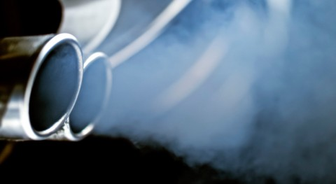 Captured water, carbon dioxide from car exhaust could help grow good