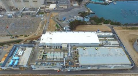 Carlsbad Desalination plant staff rotate in lock in amid coronavirus to ensure productivity