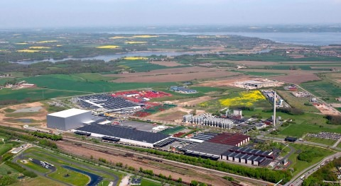 Carlsberg Group investment halves water usage at its brewery in Fredericia, Denmark