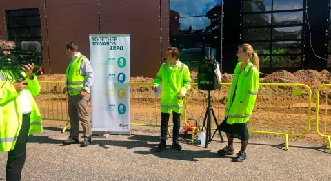 Carlsberg inaugurates new Water Recycling Plant in Denmark