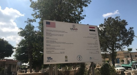 Egypt and U.S. unveil new groundwater system at Catacombs of Kom -Shuqafa