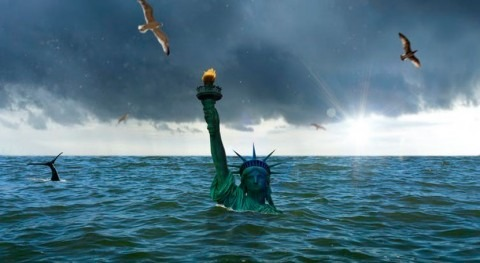 Sea-level rise: writers imagined drowned worlds for centuries – what they tell us about the future