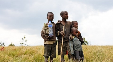 The top 10 countries with lowest access to water