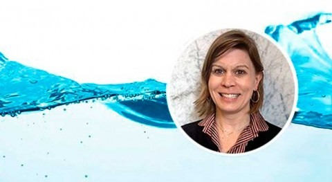 Dr. Christine Boyle of Xylem, leader and innovator in water technology