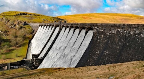 Innovative sensor technology pilot proves value of real-time dam monitoring