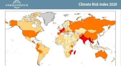 Climate Risks increasing worldwide - even for High-Income-Countries