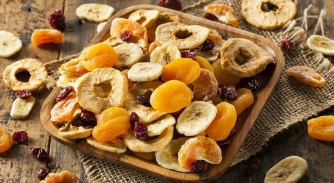 Climate change is coming for your snacks: why repeated drought threatens dried fruits andveggies
