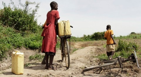 The British firm pumping water in Africa