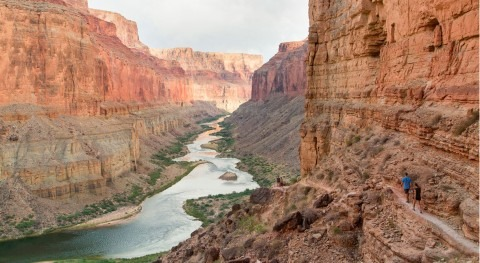Looking for clues in the mystery of the Grand Canyon's water supply
