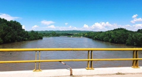 What is the longest river in Mexico?