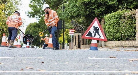 Coronavirus: Thames Water's 6,000-strong workforce will not be furloughed