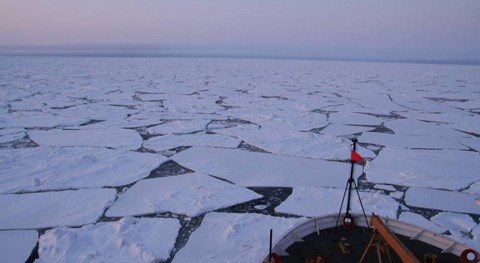 The Arctic Ocean's deep past provides clues to its imminent future