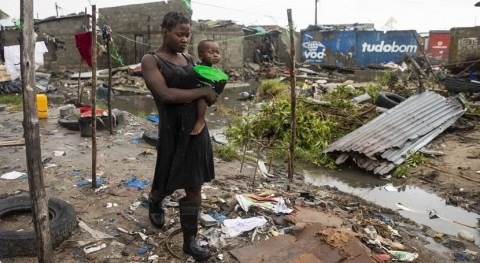 chief calls for 'far greater support' for Cyclone Idai response