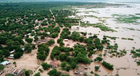 UNICEF warns of 'race against time' to prevent spread of disease in flood-ravage Mozambique