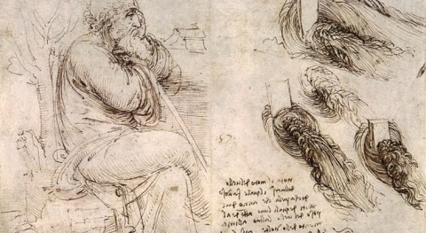 How Leonardo da Vinci, 'Master of Water', explored the power and beauty of its flow