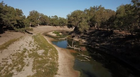 Memo to the Australian environment minister: river does need all its water
