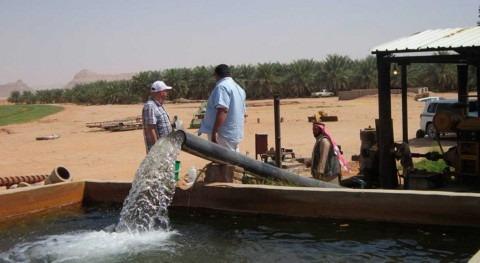 Fossil aquifers