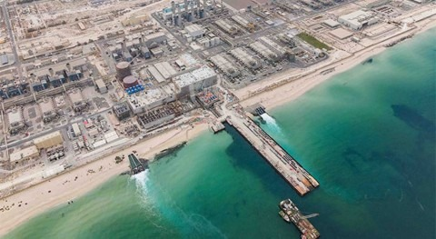 DEWA reviews progress on SWRO-based desalination plant in UAE