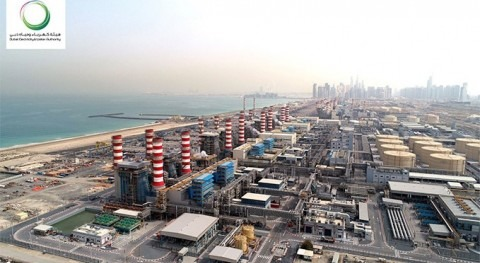 DEWA increases its capacity of desalinated water to 490 million imperial gallons per day