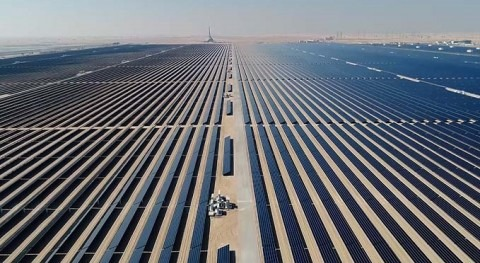 DEWA completes 92% of AED 23.1m water pumping station at Mohammed bin Rashid Al Maktoum Solar Park
