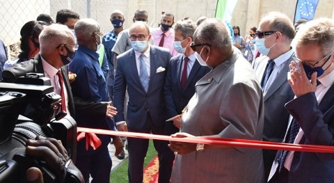 Djibouti inaugurates first desalination plant