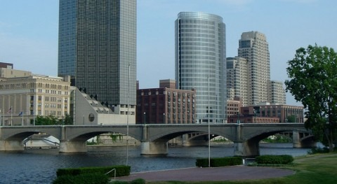 Grand Rapids, Michigan keeps the data flowing with Sensus