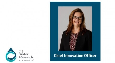 The Water Research Foundation appoints Christobel Ferguson as Chief Innovation Officer