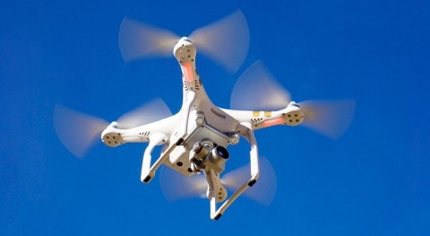 Drones to detect illegal water abstractions in UK