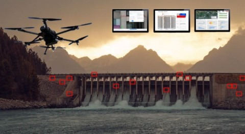 Drones to begin safety inspection of hydropower dams in Brazil
