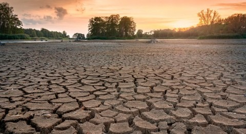 """""""Keep it up IE"""": new partnership leads in drought status communication"""