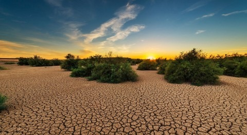 Climate change will increase consecutive year droughts in central Europe, threat to agriculture