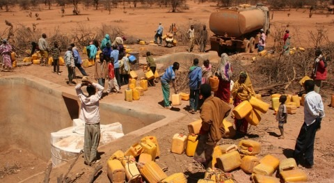 Water and humanitarian crises: when we leave people behind