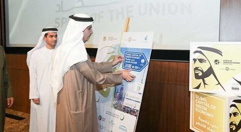 Dubai Supreme Council of Energy launches State of Green Economy Report 2019