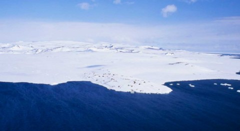 Dust in East Greenland ice samples provides new insight into climate change