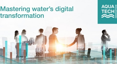 Aquatech Innovation creates forum to increase interaction on digital innovations