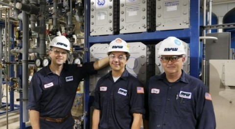 MPW announces contract with PBF Energy