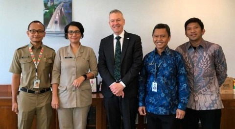 IHE Delft joins Dutch State Visit and Economic Mission to Republic of Indonesia