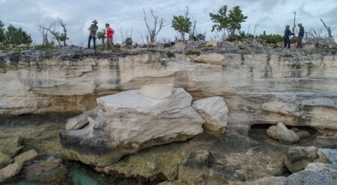 Some past sea levels may not have been as high as thought, study says