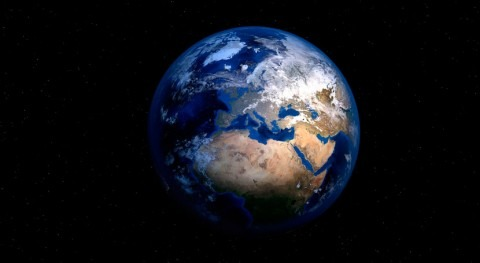 Researchers explore water locked in Earth's deep interior