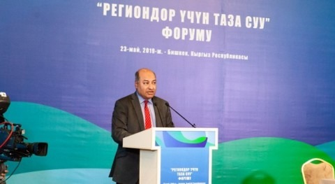 EBRD and EU support water supply system in Kyrgyz Republic