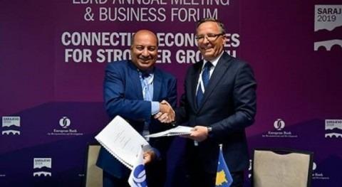 EBRD lends €10 million to Kosovo to improve wastewater, sewage treatment