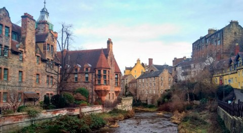 Making Edinburgh's water supply more resilient