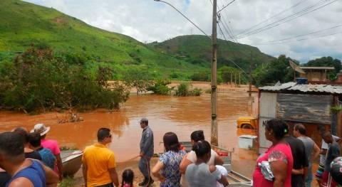 Brazilian communities fight floods together – with memories and an app