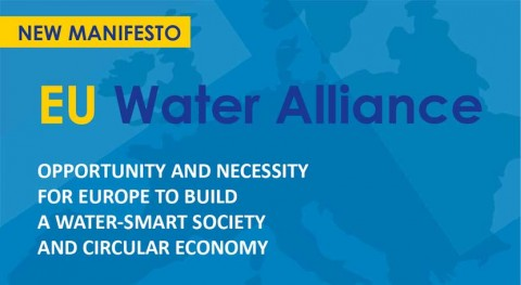 Opportunity and necessity for Europe to build Water-Smart Society and Circular Economy