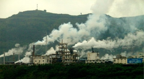 China is positioned to lead on climate change as the US rolls back its policies
