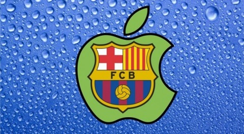 FC Barcelona, water and food